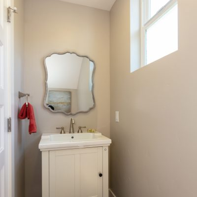 The Aptos Village Living Bath