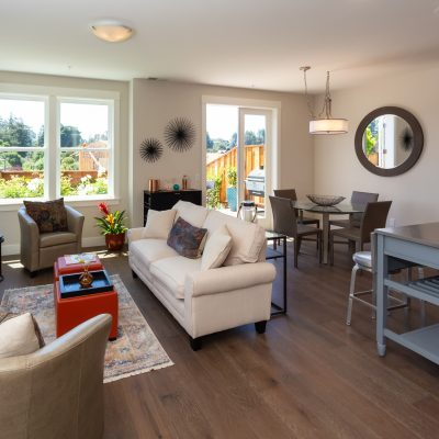 The Aptos Village Living Room