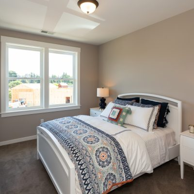 The Aptos Village Bedroom